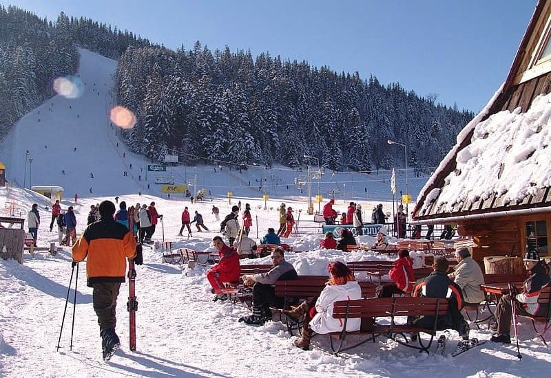 Горнолыжный комплекс Носаль, Закопане - горнолыжный курорт в Польше