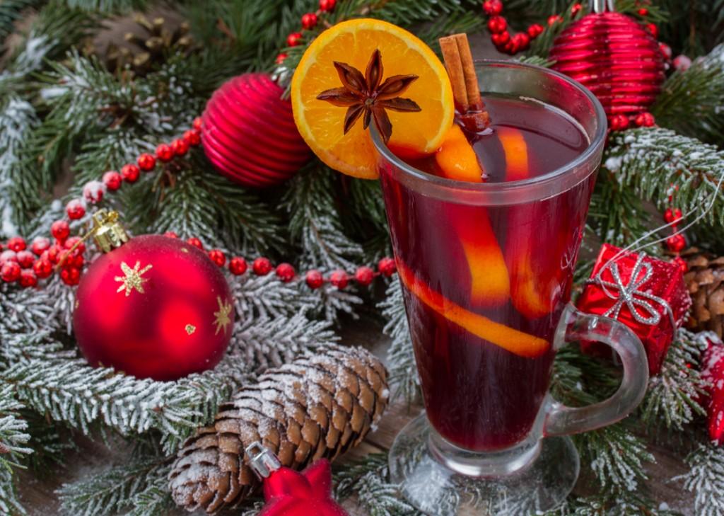 Рождество в Нюрнберге - пряный аромат праздника (глинтвейн)
