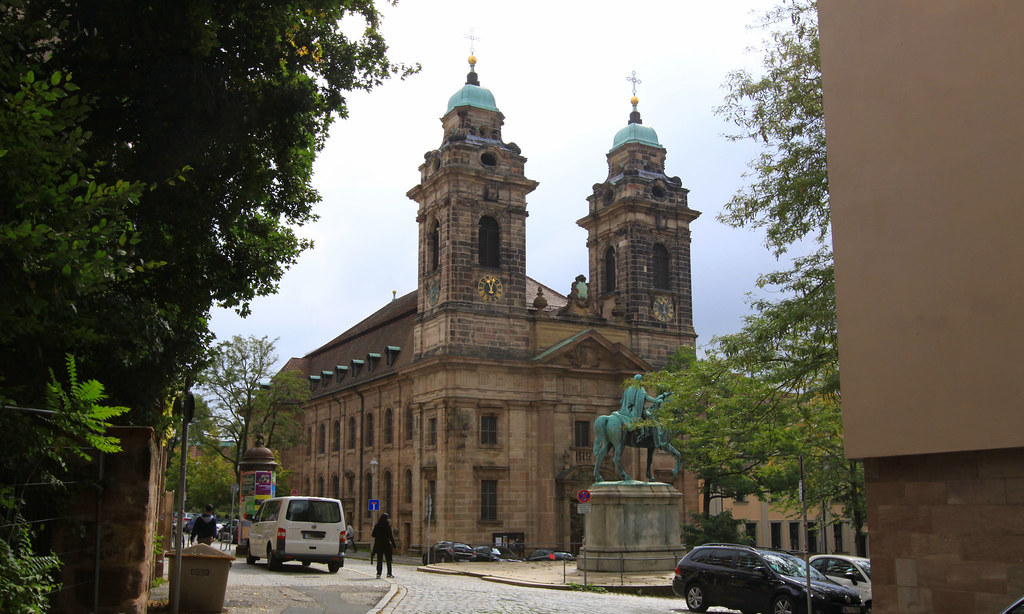 Церковь Святого Эгидия - Нюрнберг, Бавария