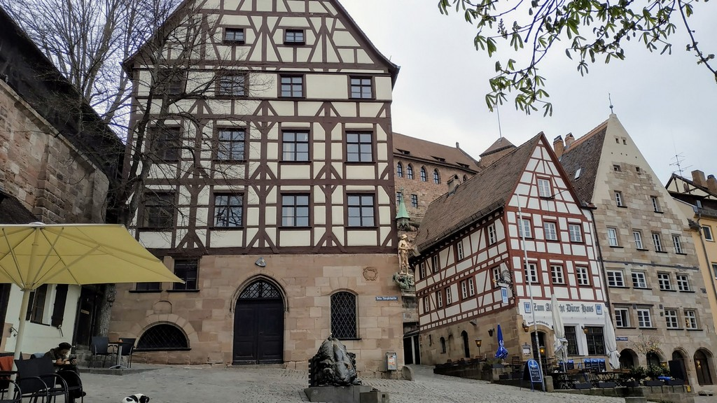 Дом Пилата, Нюрнберг (Бавария)