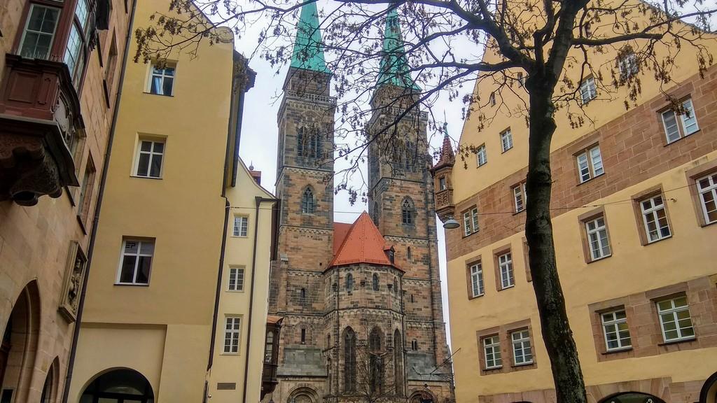 Церковь Святого Себальда (Sebalduskirche)