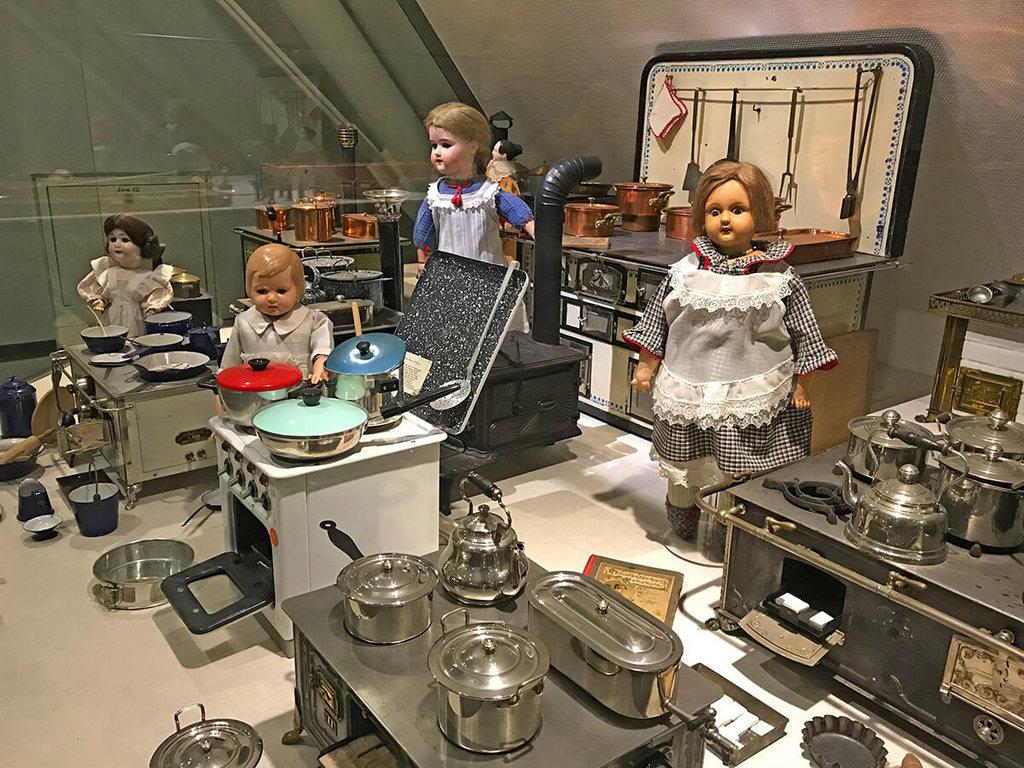 Музей игрушек в Нюрнберге (Spielzeugmuseum Nürnberg)