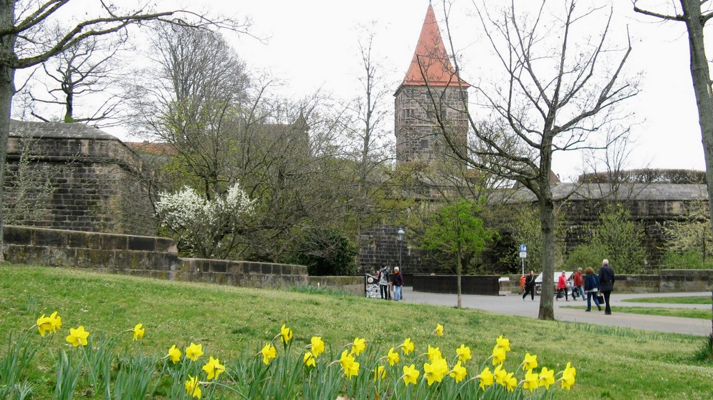 Городская стена (Stadtmauer)
