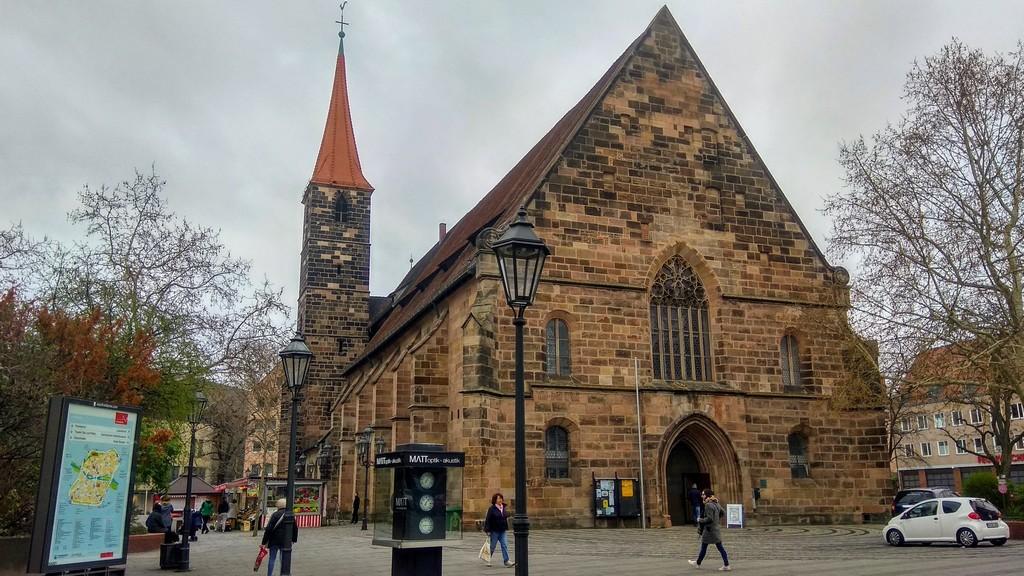 Церковь Святого Якоба, Нюрнберг, Бавария