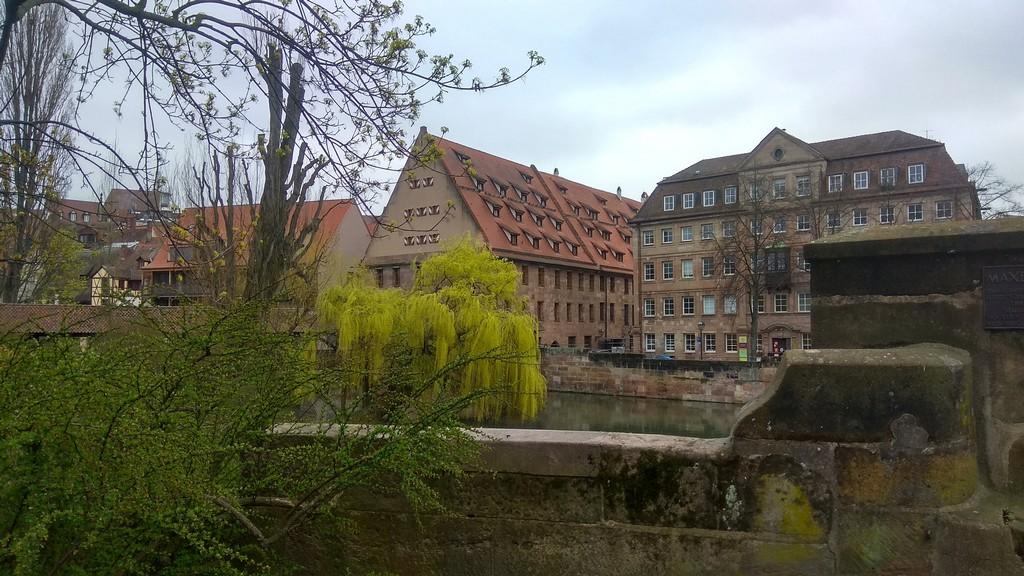 Нюрнберг, Бавария, Сальный дом — Unschlitthaus
