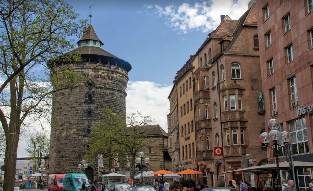 Башня Богоматери (Frauentorturm)