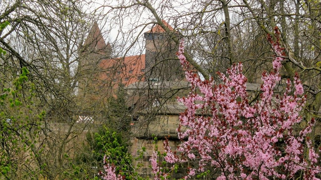 Крепость, Нюрнберг