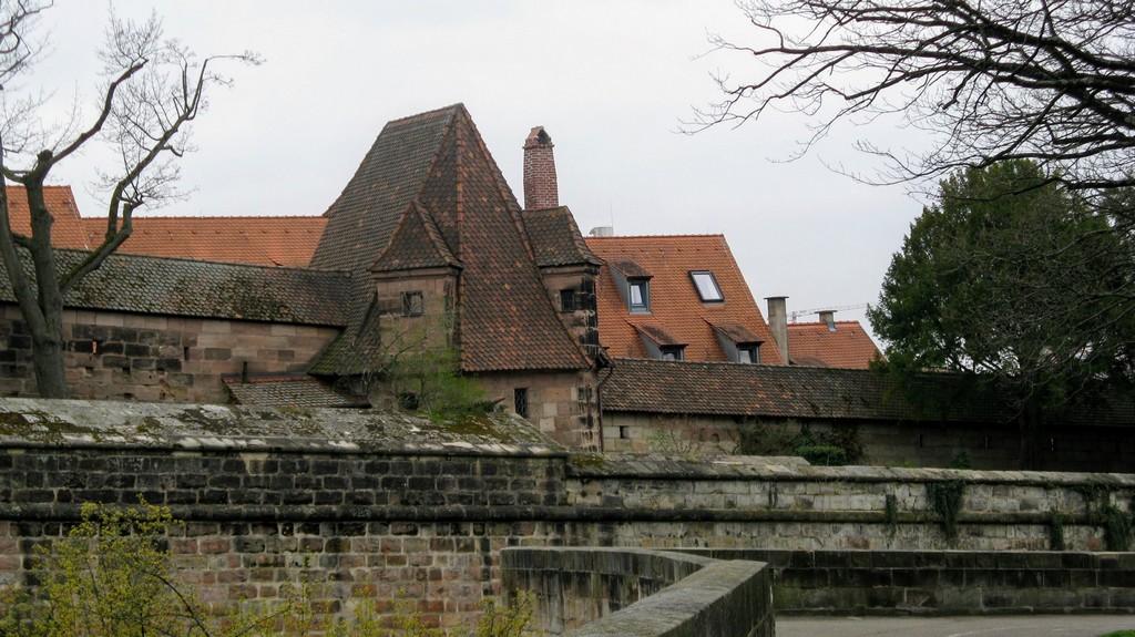 Старый город, Нюрнберг