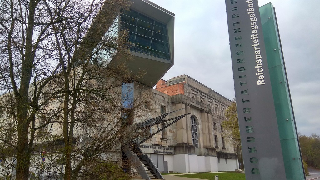 Центр документации НСДАП (Dokumentationszentrum Reichsparteitagsgel), Нюрнберг, Бавария