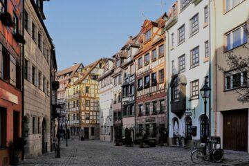 Weißgerbergasse - улица в Нюрнберге