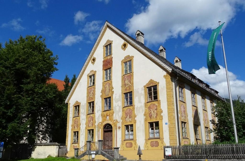 Дом лесничества (Forstamt)