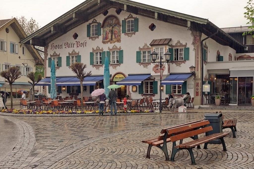 Отель «Старая почта» - Hotel Alte Post