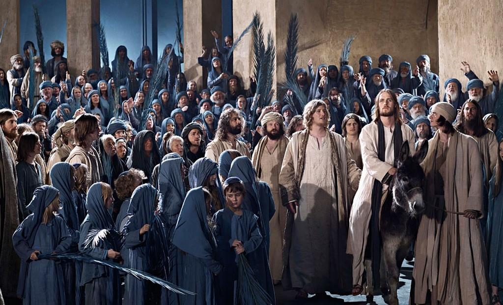 Спектакль-мистерия «Страсти Христовы» в Обераммергау