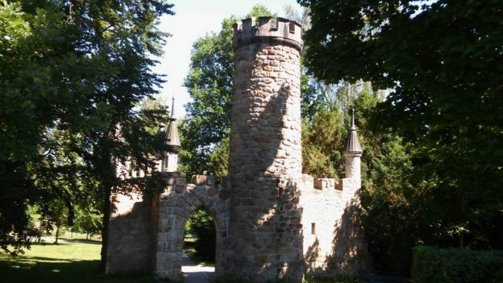 Смотровая площадка Салингбург (Salingburg)