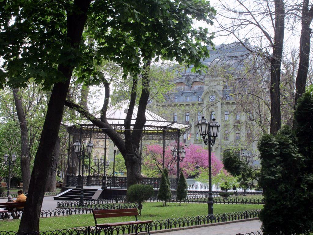 Одесса - городской сад