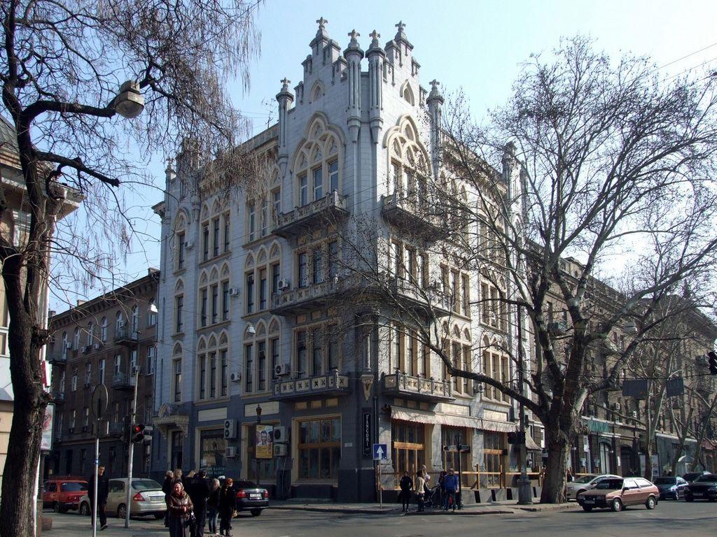 Дом полковника Григорьева (Фанкони), Одесса