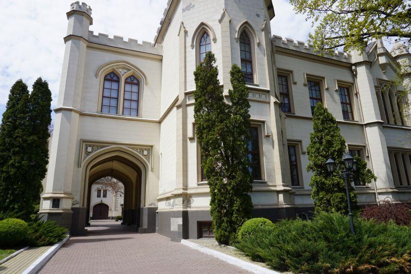 Шахский дворец в Одессе
