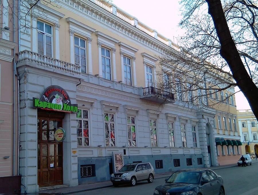Дворец Шидловского (Дворец моряков в Одессе)