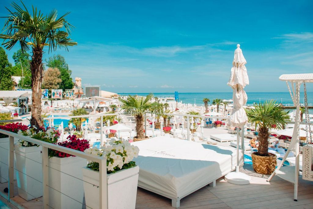 Терраса Ibiza Beach Club (Одесса)