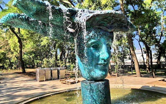 Греческий парк, Одесса