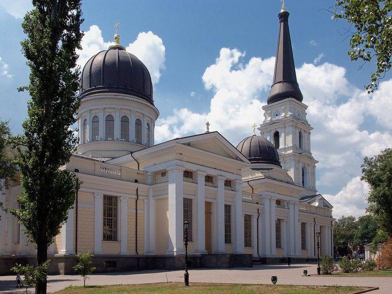 Одесский Спасо-Преображенский кафедральный собор