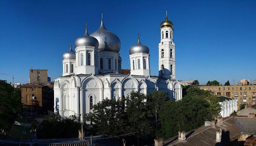 Собор Успения Пресвятой Богородицы Одессы