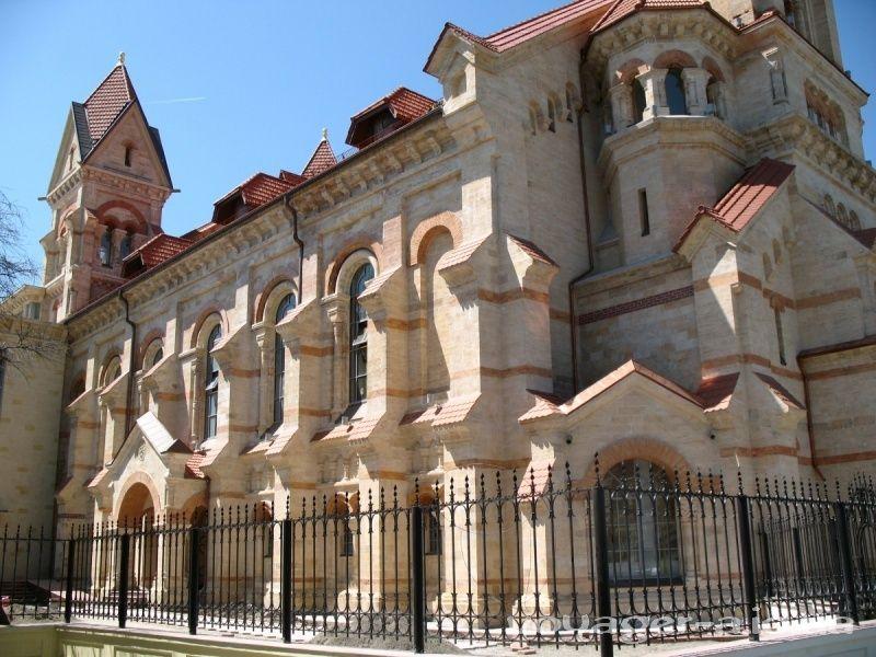 Лютеранская церковь в Одессе - Кирха Св. Павла
