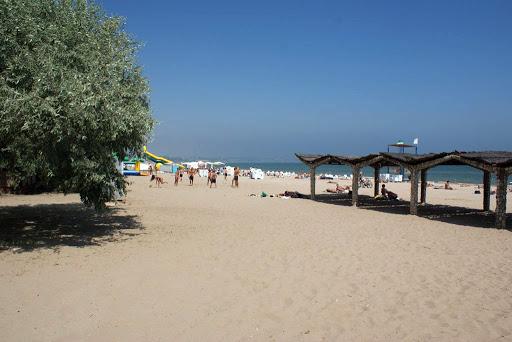 Лузановка - пляж в Одессе