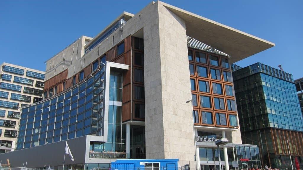 Амстердамская публичная библиотека (Openbare Bibliotheek Amsterdam)