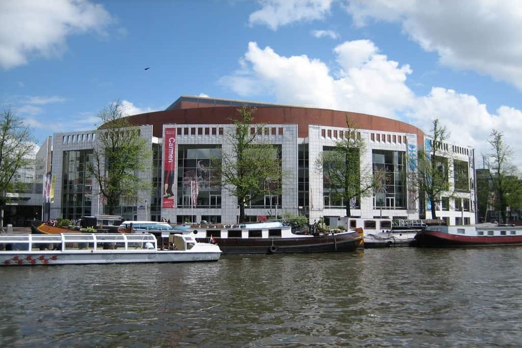 Национальный театр оперы и балета, Амстердам