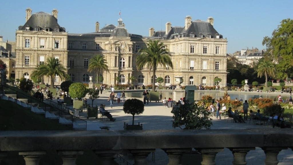 Люксембургский дворец (Palais du Luxembourg), Париж — интересные достопримечательности