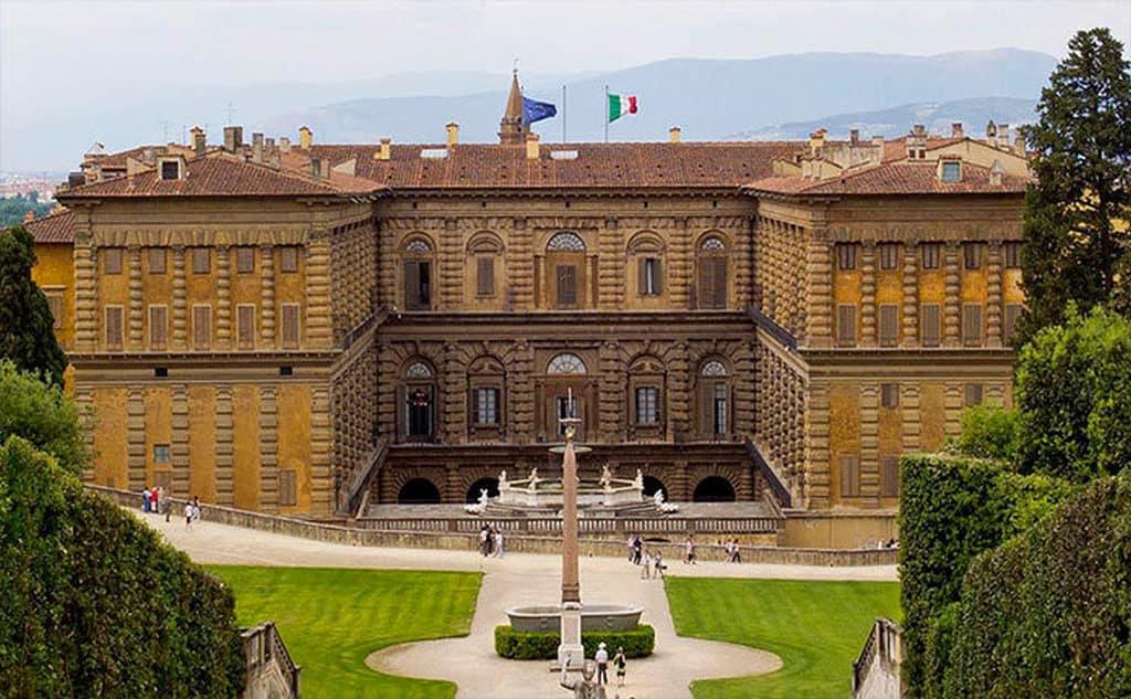 Палаццо Питти (Palazzo Pitti)