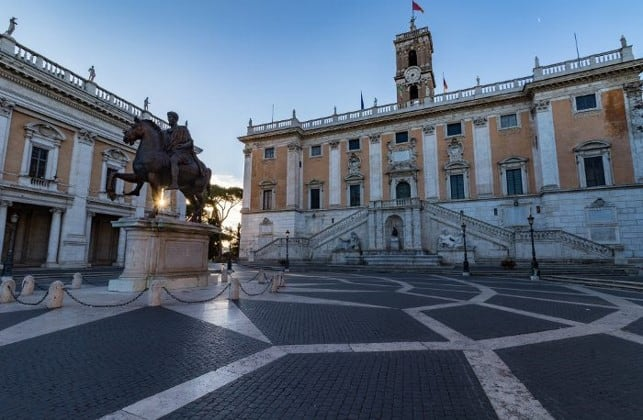 Дворец Сенаторов (Palazzo Senatorio