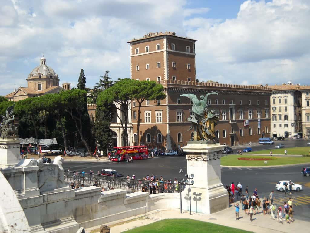Палаццо Венециа Palazzo Venezia