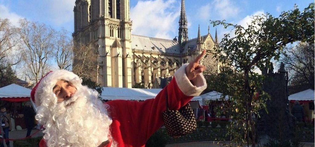 Новый Год и Рождество в Париже Новый год 2021