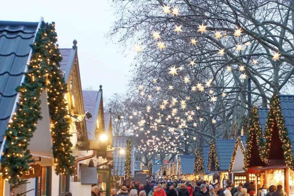 Рождество в Париже 2020 Новый Год