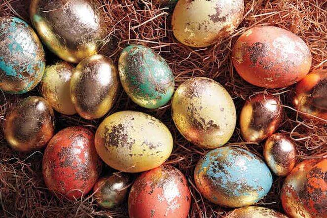 Традиционными блюдами этого светлого праздника являются куличи, яйца