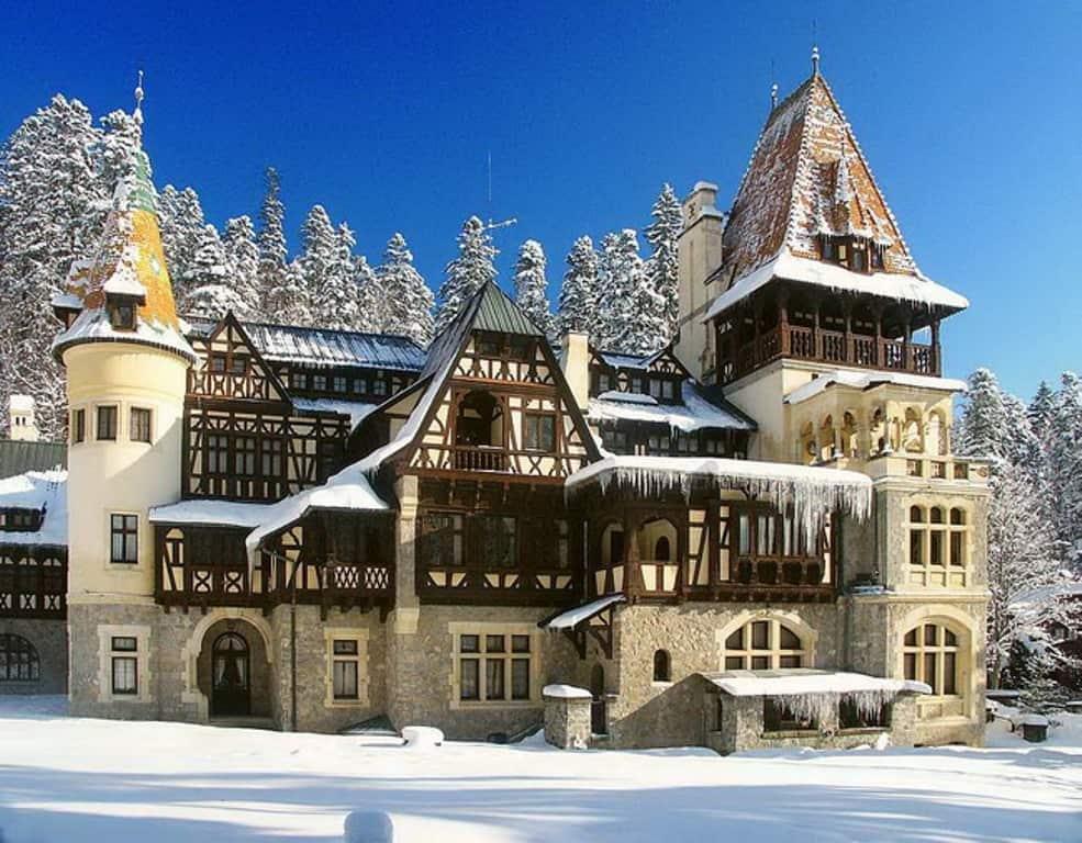 Замок Пелишор (Castelul Pelişor)