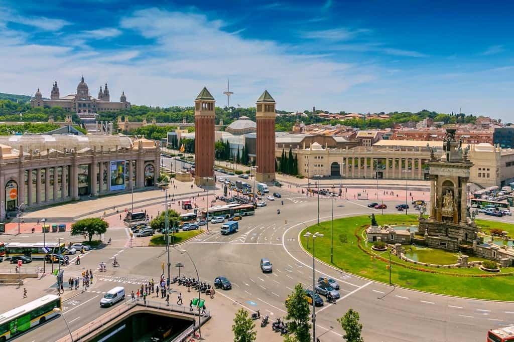 Площадь Испании, Барселона