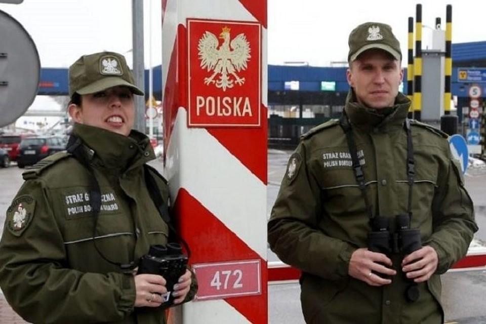 Пересечение польской границы