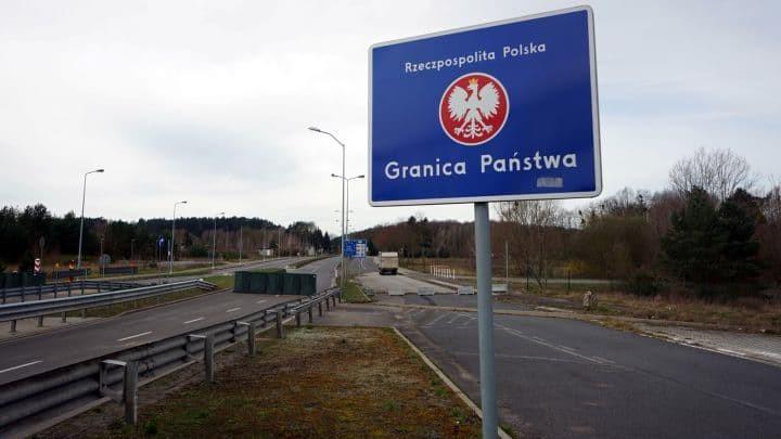 Правила пересечения украинско-польской границы в условиях карантина
