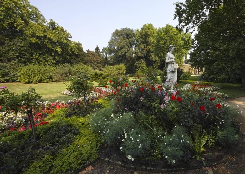 Сад Марли, Потсдам