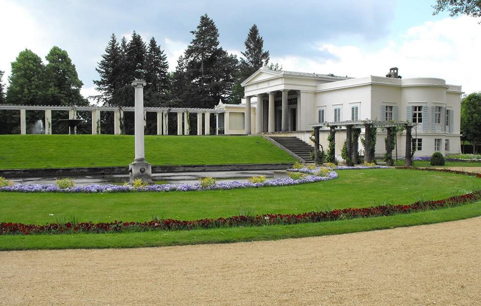 Дворец Шарлоттенхоф