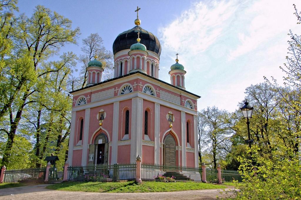 Церковь Александра Невского (Alexander-Newski-Gedächtniskirche)