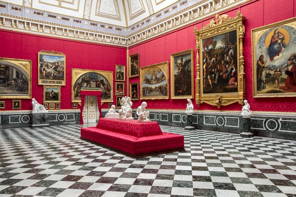 Рафаэльский зал Оранжерейного дворца
