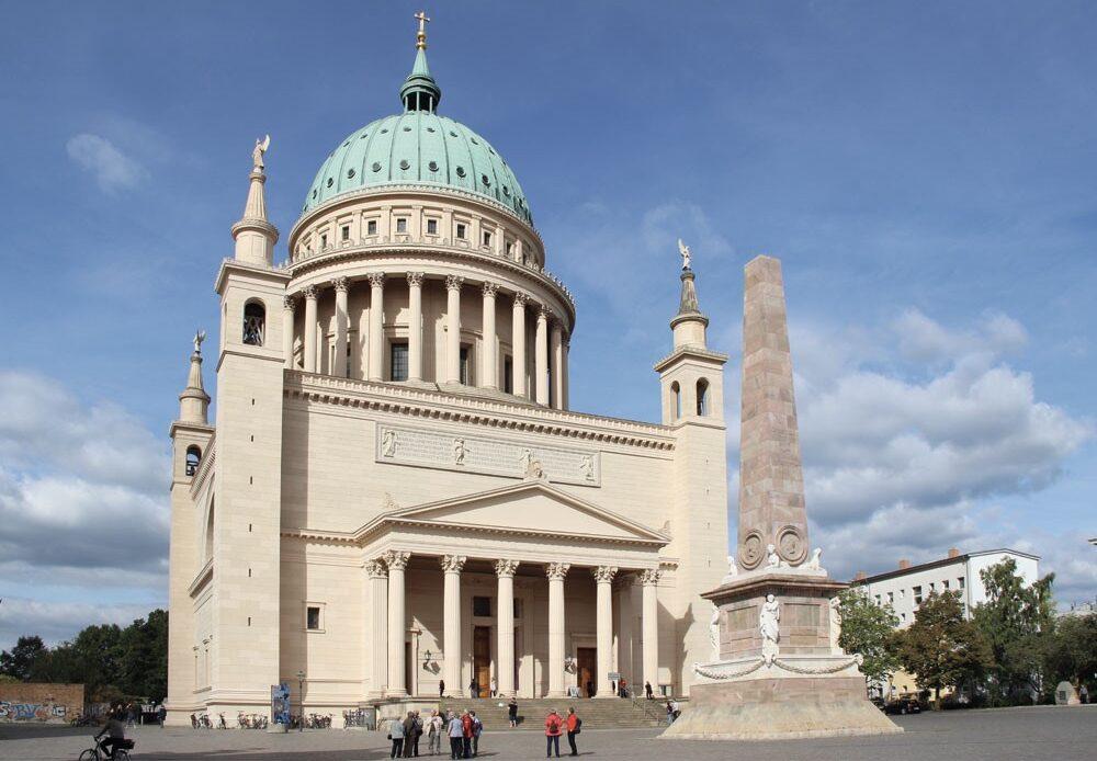 Церковь Святого Николая, Потсдам-Германия