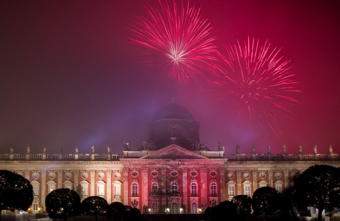 Ночь Дворцов в Потсдаме