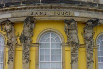 Сан-Суси, Потсдам – Германия