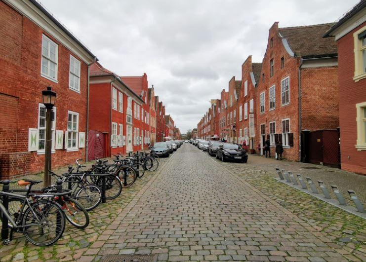 Голландский квартал, Потсдам-Германия