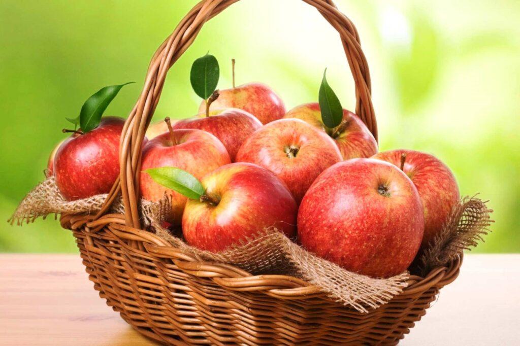 Яблоки – главный символ Яблочного Спаса
